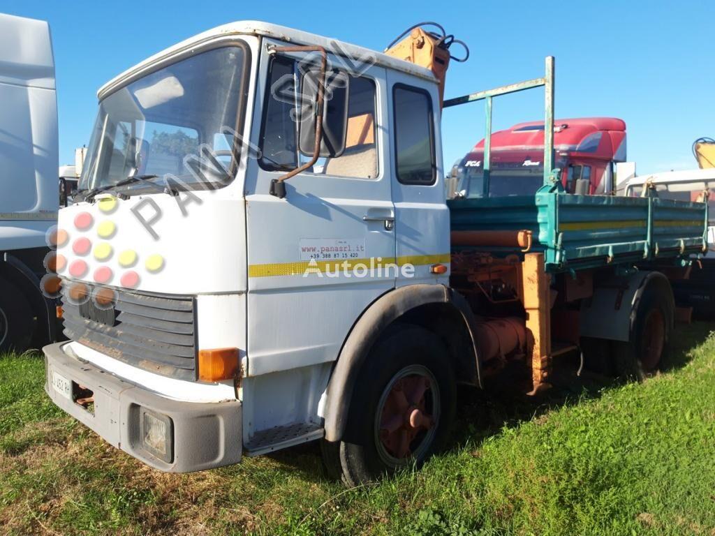 FIAT 130 NC kipper vrachtwagen