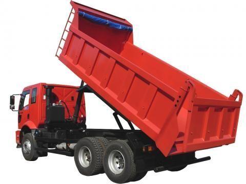 FORD CARGO 2530 D kipper vrachtwagen