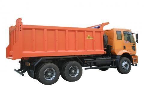 FORD CARGO 3530 D LRS kipper vrachtwagen
