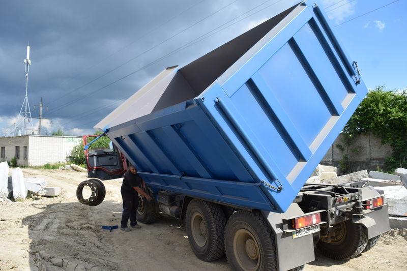FOTON AS3251/2 «KOBALT» kipper vrachtwagen