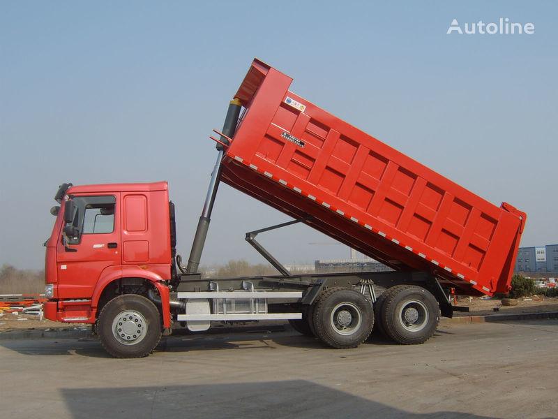 nieuw HOWO kipper vrachtwagen