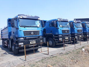 nieuw HOWO C7P kipper vrachtwagen