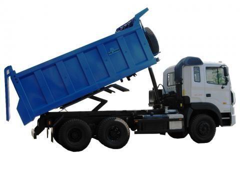 HYUNDAI HD 270 kipper vrachtwagen
