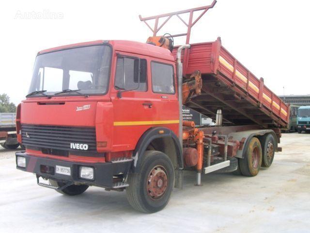 IVECO 190.35 kipper vrachtwagen