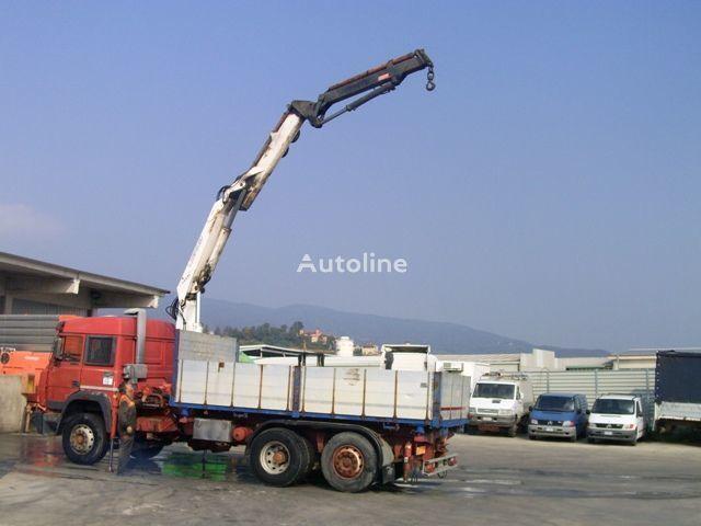 IVECO 190.42 kipper vrachtwagen voor onderdelen