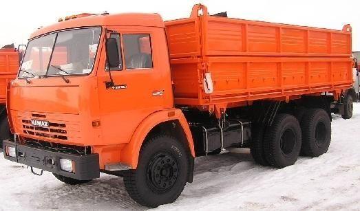 nieuw KAMAZ 45143 kipper vrachtwagen