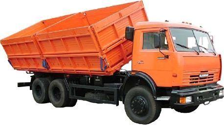 nieuw KAMAZ 45144 kipper vrachtwagen
