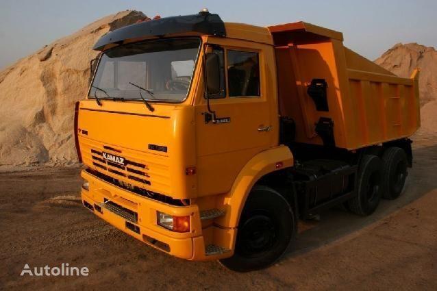 nieuw KAMAZ 65115 kipper vrachtwagen