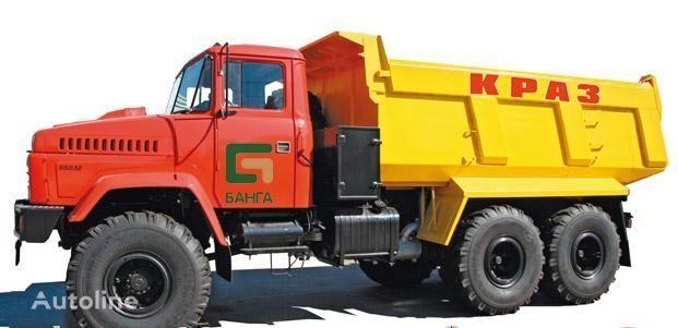 KRAZ 65032-060 kipper vrachtwagen