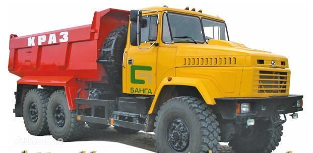 nieuw KRAZ 65032-064-2  kipper vrachtwagen