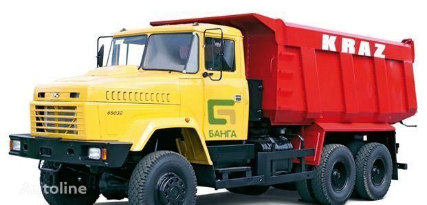 KRAZ 65032-068 kipper vrachtwagen