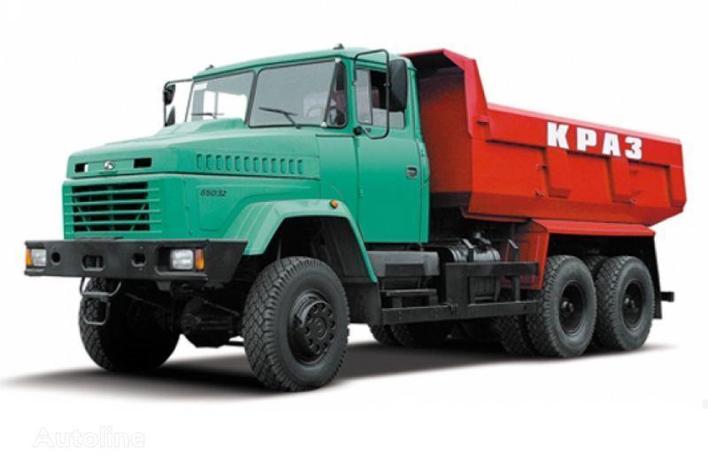 KRAZ 65032 tip 1 kipper vrachtwagen