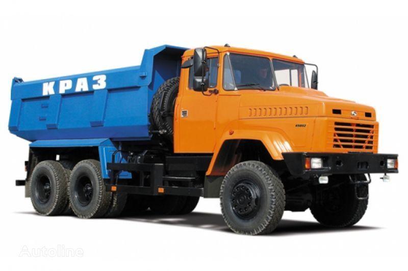 KRAZ 65032 tip 2  kipper vrachtwagen