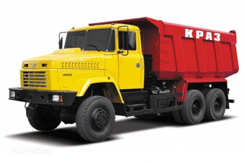 KRAZ 65032 tip 5  kipper vrachtwagen