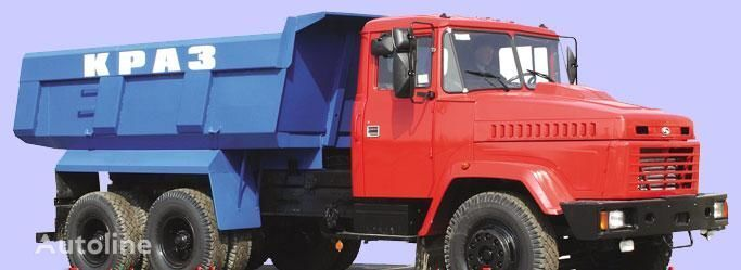 nieuw KRAZ 6510-030 (010) kipper vrachtwagen