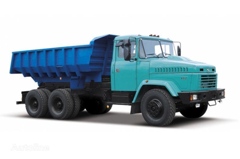 KRAZ 6510 tip 1  kipper vrachtwagen
