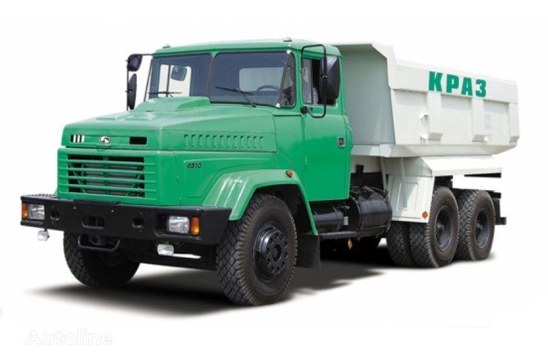 KRAZ 6510 tip 2 kipper vrachtwagen