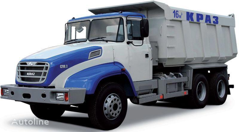 nieuw KRAZ S18.1 kipper vrachtwagen