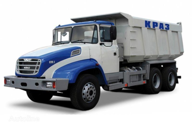 KRAZ S18.1  kipper vrachtwagen