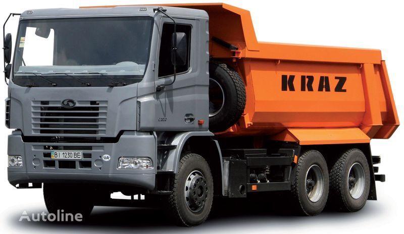 nieuw KRAZ S20.2 kipper vrachtwagen