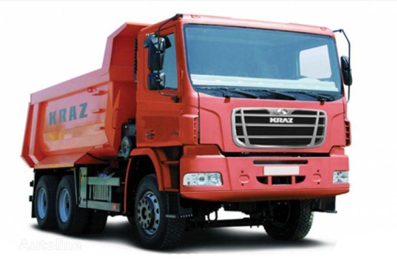 KRAZ S20.2  kipper vrachtwagen