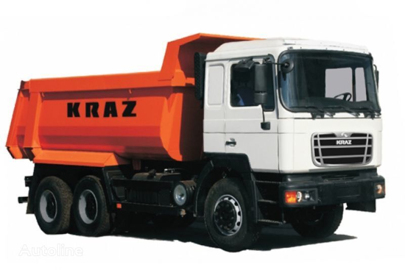 KRAZ S20.2M  kipper vrachtwagen