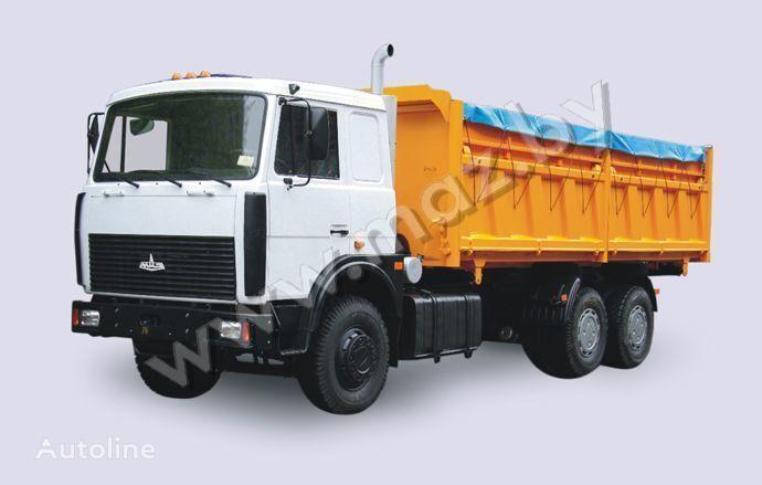 nieuw MAZ 5516 A8 kipper vrachtwagen