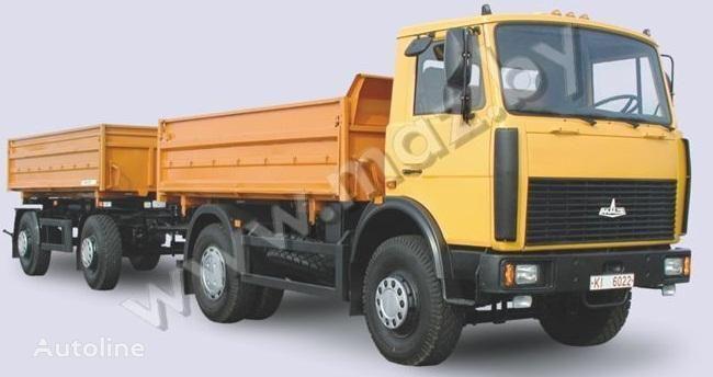 nieuw MAZ 5551 kipper vrachtwagen