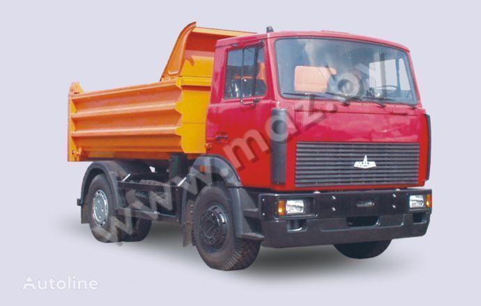 MAZ 5551 (A5, 45) kipper vrachtwagen