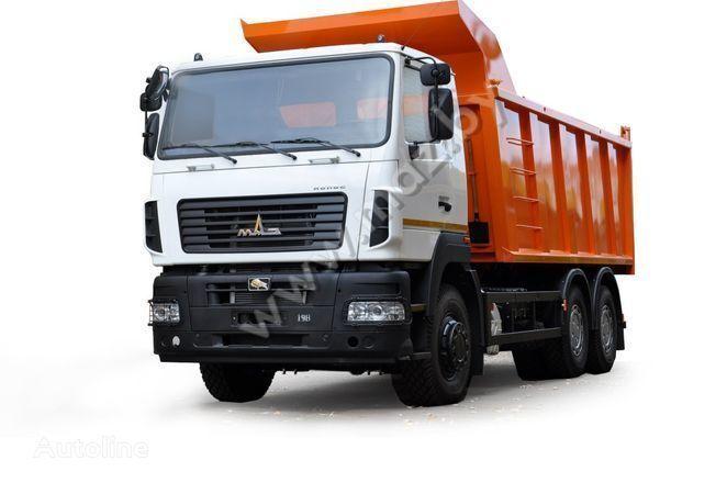 nieuw MAZ 6501B9-420-000 kipper vrachtwagen