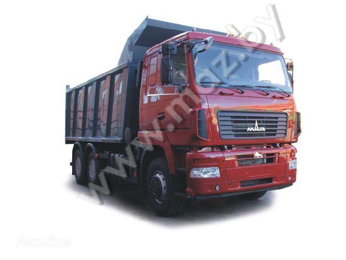 nieuw MAZ 6501B9-8420-000 kipper vrachtwagen
