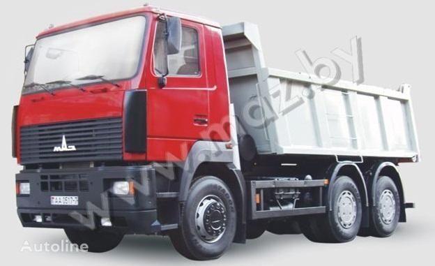 nieuw MAZ 6501A8 kipper vrachtwagen