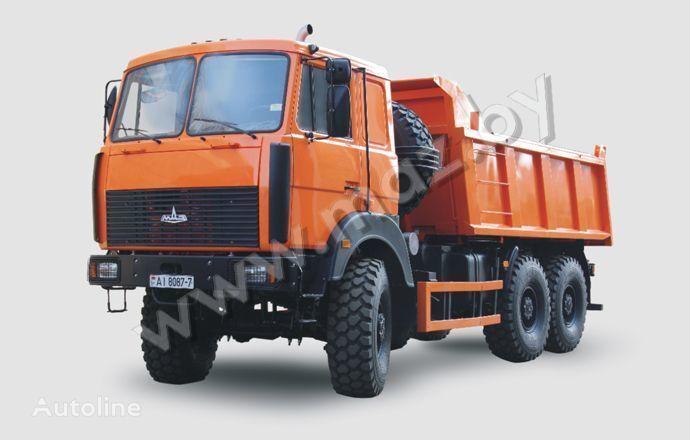 MAZ 6517 Polnoprivodnyy kipper vrachtwagen