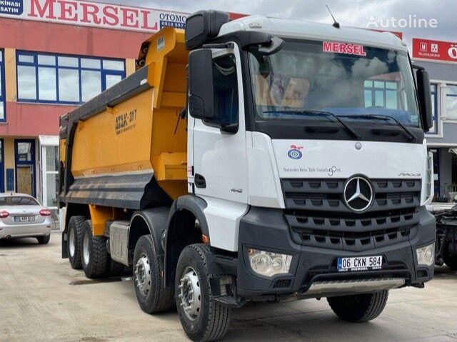 MERCEDES-BENZ 2017 AROCS 4142 AUTO EURO 6 TIPPER kipper vrachtwagen