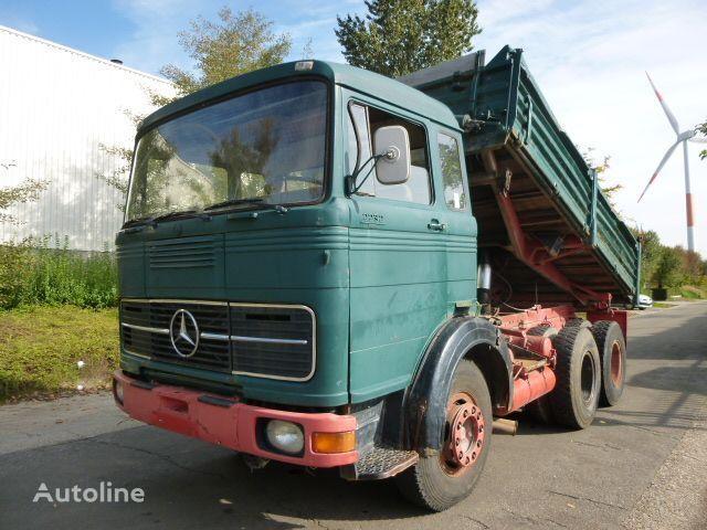 MERCEDES-BENZ LPK 2232 kipper vrachtwagen