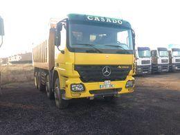 MERCEDES-BENZ actros 4144 K kipper vrachtwagen