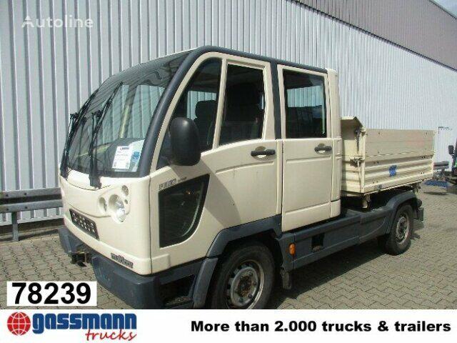 MULTICAR M30 Fumo Doka Kipper Standheizung/AHK kipper vrachtwagen