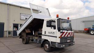 NISSAN L 50 / Full Spring / Manual Pump kipper vrachtwagen
