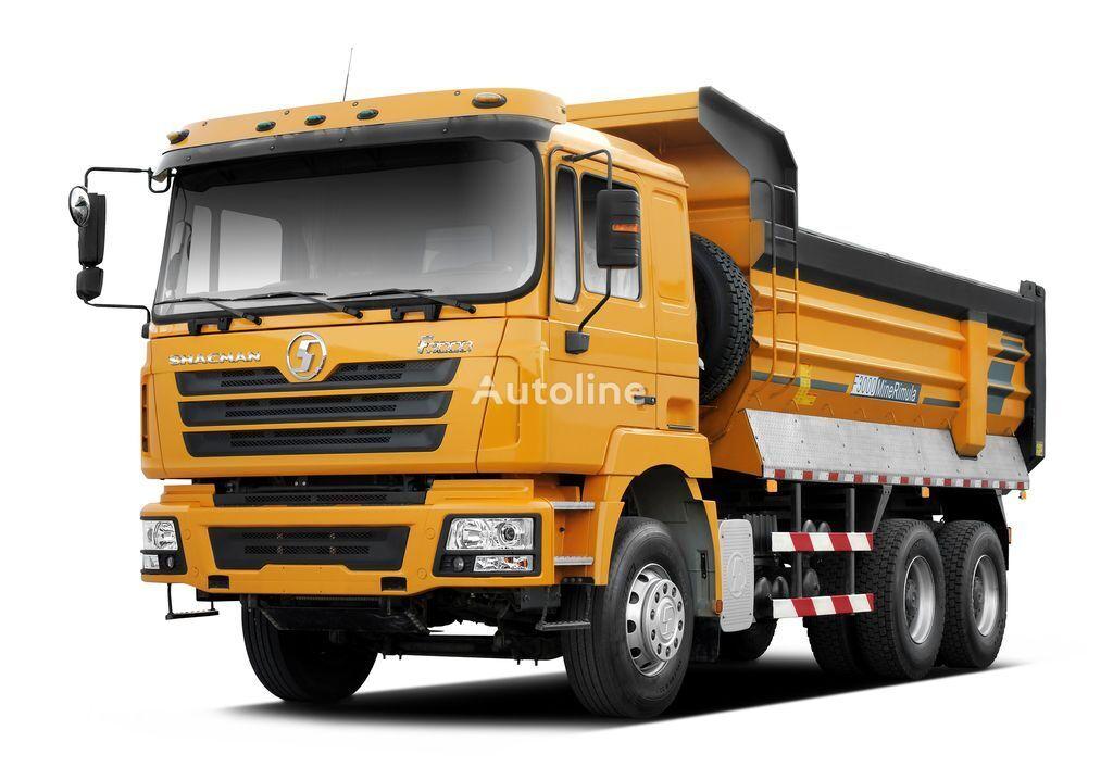 nieuw SHACMAN SHAANXI SX3258DR384 kipper vrachtwagen