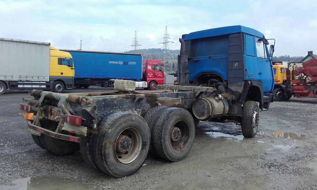 STEYR 1491 32S32 6x4 6x6 kipper vrachtwagen
