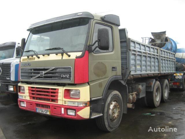 VOLVO FM12 kipper vrachtwagen