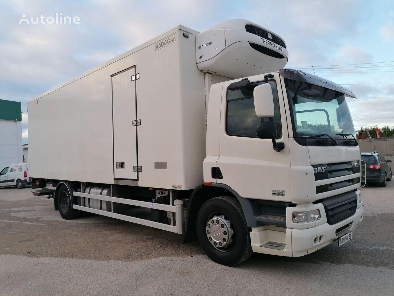 DAF CF75.310 koelwagen vrachtwagen