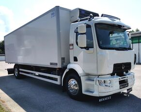 RENAULT D 18.280, 22 euro paliet koelwagen vrachtwagen
