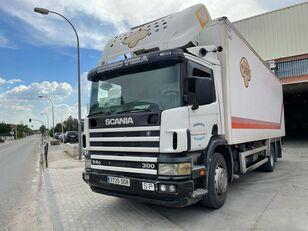 SCANIA 94D300 koelwagen vrachtwagen