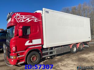 SCANIA R500 6X2 - Thermoking T1000R - Euro5 koelwagen vrachtwagen