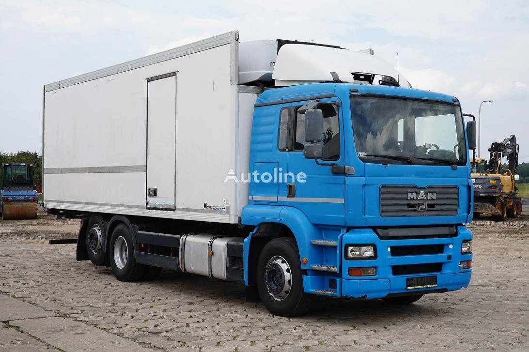 MAN TGA 26.313 koelwagen vrachtwagen