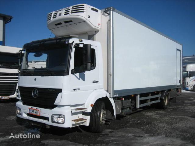 MERCEDES-BENZ Axor 1828 L 57 koelwagen vrachtwagen