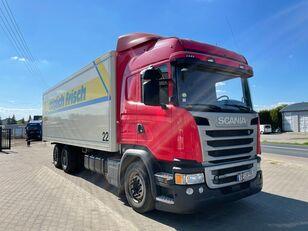 SCANIA  G450 // 2016r // TK UT-1200 // 20 palet koelwagen vrachtwagen