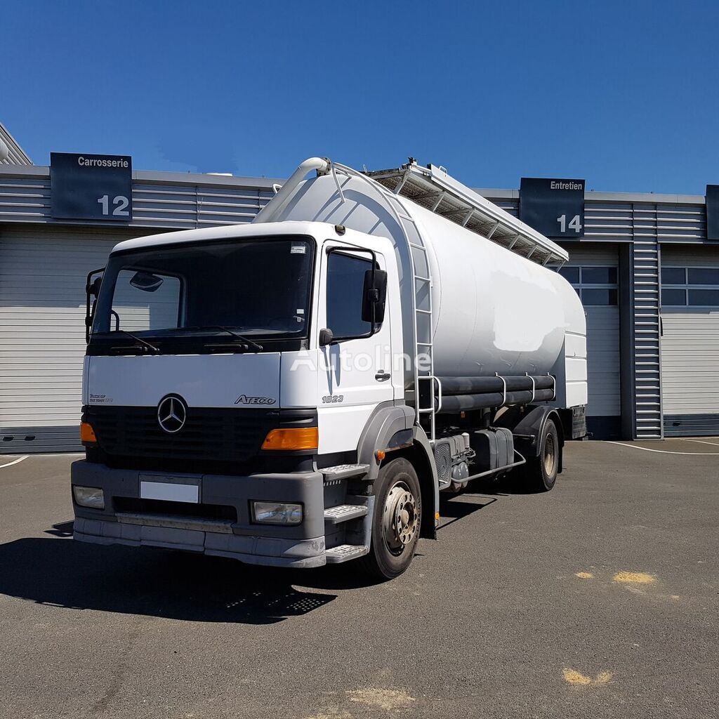 MERCEDES-BENZ ATEGO 1823 meeltruck
