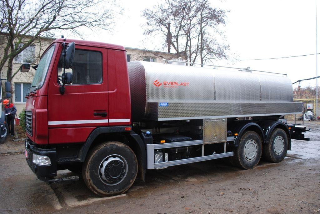 nieuw EVERLAST Molokovoz / vodovoz melkwagen